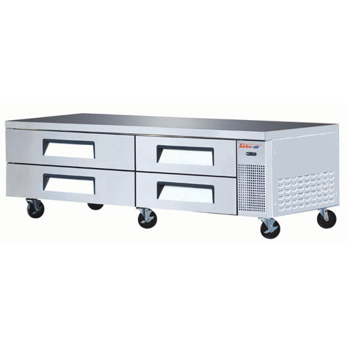 Turbo Air Super Deluxe Series Chef Base TCBE-82SDR