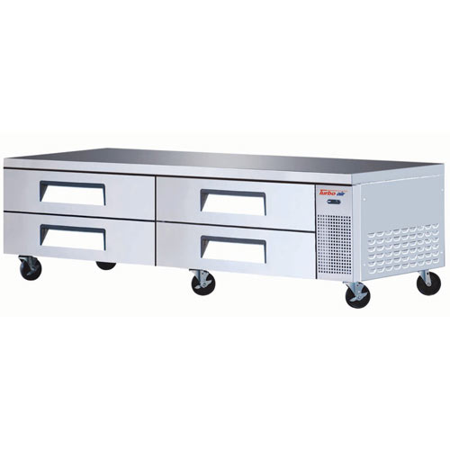 Turbo Air Super Deluxe Series Chef Base TCBE-96SDR