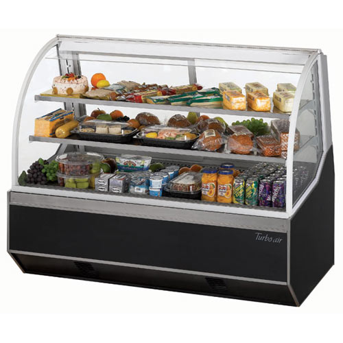 Turbo Air Refrigerated Deli Case  TD-4R