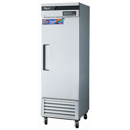 Turbo Air Super Deluxe Series Solid Door Reach-in Refrigerator TSR-23SD
