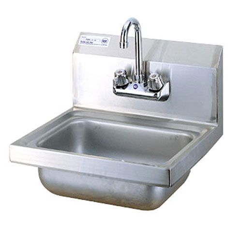 Turbo Air Wall Mounted Hand Sink  TSS-1-H