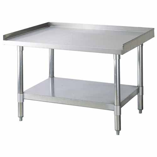 "Turbo Air S/S Equipment Stand 28"" x 12"" TSE-2812"