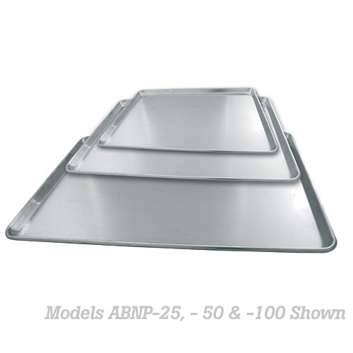 Update Aluminum Bun Pan - Perforated Half Size ABNP-50PF