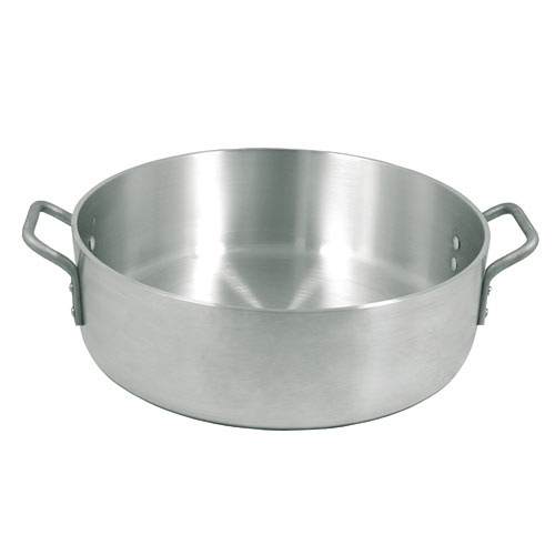 Update Aluminum Heavy Weight Braziers - 15 Qt ABR-15HD