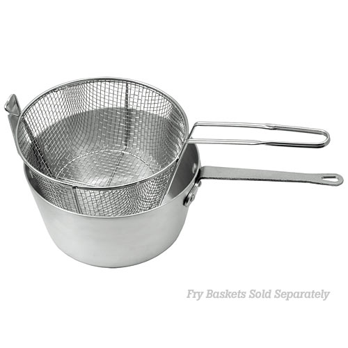 Update  Aluminum Fryer/Pasta Combination - 7 Qt AFPC-7
