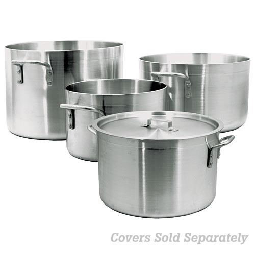 Update Aluminum Sauce Pot - 14 Qt ALP-14