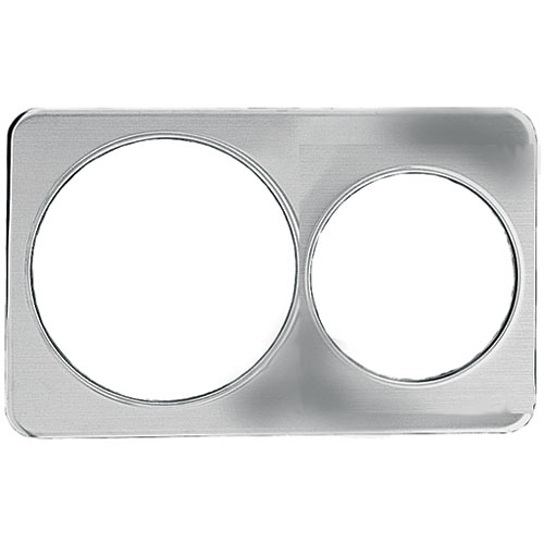 Update Wrap Around Adapter Plate - One 8-3/8 in. & 10-3/8 in. Hole AP-711D