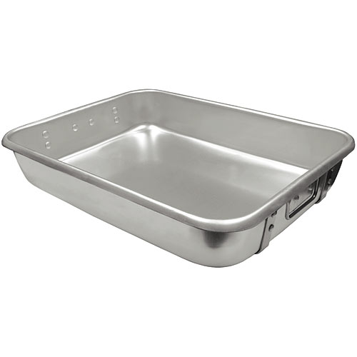 "Update Aluminum Strapped Roast Pans - 18"" x 24"" ARP-1824"