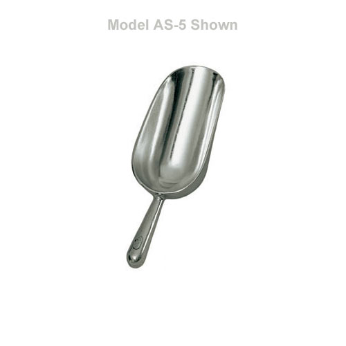Update Aluminum Scoop - 5 oz AS-5
