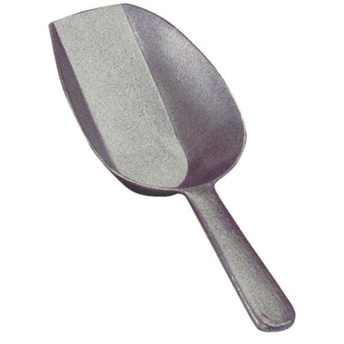 Update Aluminum Flat Bottom Scoop - 16 oz ASFB-310