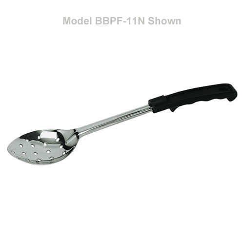 "Update Perforated Basting Spoon w/Bakelite Handle -15"" BBPF-15N"