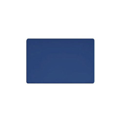 "Update Blue Poly Cutting Board - 12"" x 18"" x 1/2"" CBBL-1218"