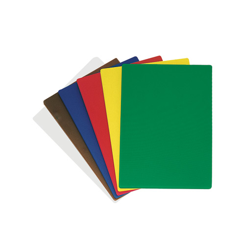 "Update Color-Coded Cutting Board Set - 15"" x 20"" x 1/2"" CBS-1520"