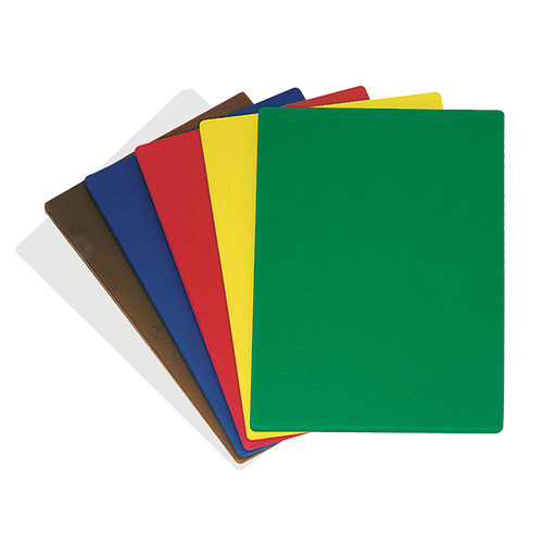 "Update Color-Coded Cutting Board Set - 18"" x 24"" x 1/2"" CBS-1824"