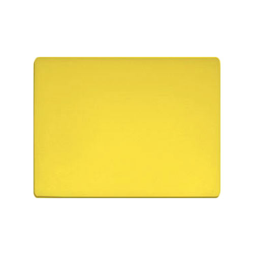 "Update Yellow Poly Cutting Board - 18"" x 24"" x 1/2"" CBYE-1824"