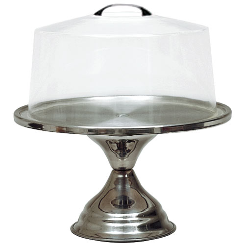 Update Plastic Cake Stand Cover CSC-13