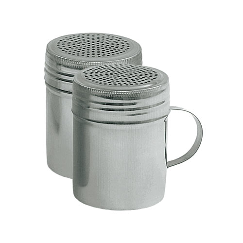 Update Stainless Steel Dredge w/ Handle - 10 oz DR-10T