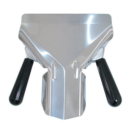 Update Dual Handle S/S French Fry Bagger FFB-SSDH