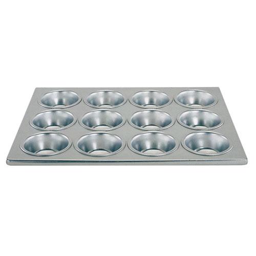 Update Aluminum Muffin/Cup Cake Pan - 12 Cups MPA-12