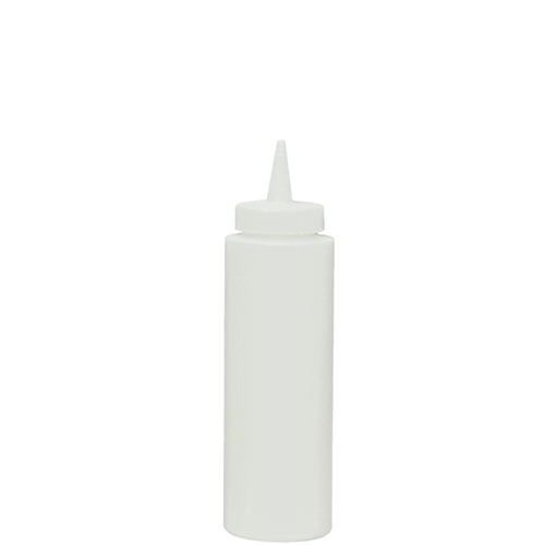 Update Clear Squeeze Bottle - 8 oz  SBC-08
