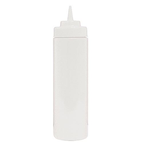 Update Wide Mouth Clear Squeeze Bottle - 32 oz  SBC-32W