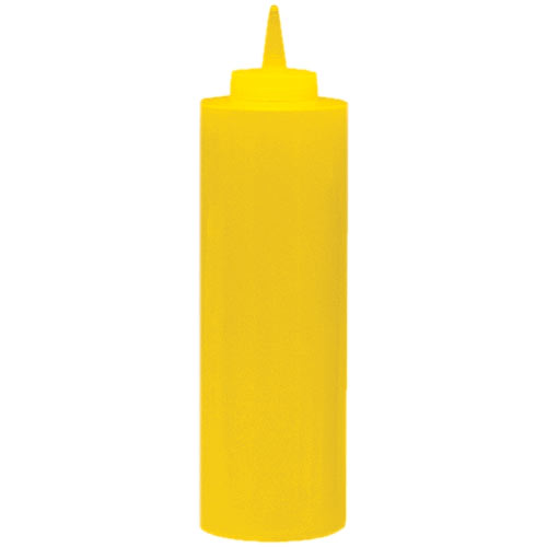Update Yellow Squeeze Bottle - 24 oz  SBY-24