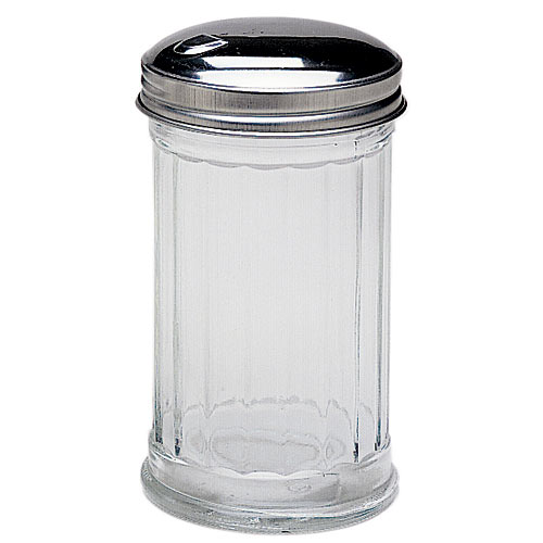 Update Glass Flap Top Sugar Jar - 12 oz SK-FFL
