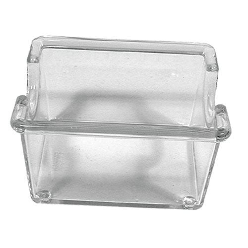 Update Plastic Sugar Pack Holder - Clear SPH-CL