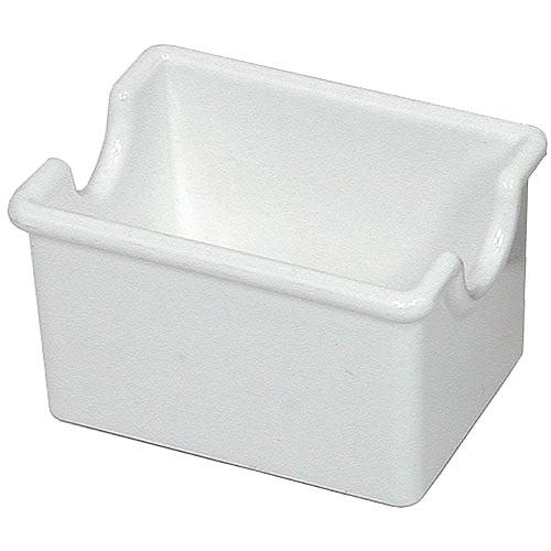 Update Plastic Sugar Pack Holder - White  SPH-WH