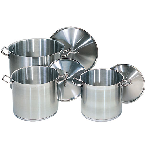 Update Stainless Steel Stock Pots - 12 Qt SPS-12