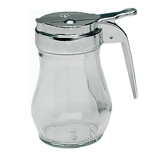 Update Glass Syrup Dispensers - 6 oz SYDP-06