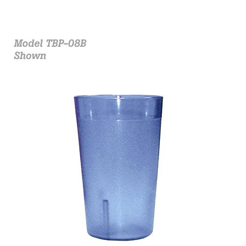 Update Blue Plastic Tumbler - 5 oz TBP-05B