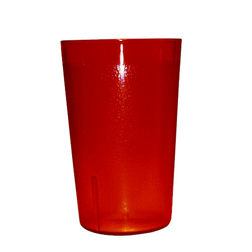 Update Red Plastic Tumbler - 12 oz TBP-12R
