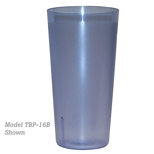 Update Blue Plastic Tumbler - 20 oz TBP-20B