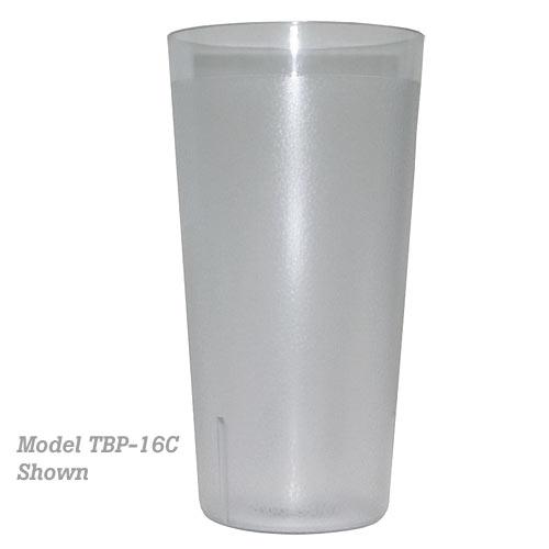Update Clear Plastic Tumbler - 16 oz TBP-16C