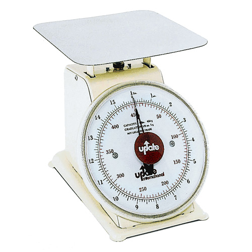 "Update 7"" Dial Portion Scale - 1 lb UP-71"