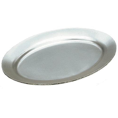 "Update Aluminum Sizzling Platter - 10-1/2"" x 7"" AZP-10"