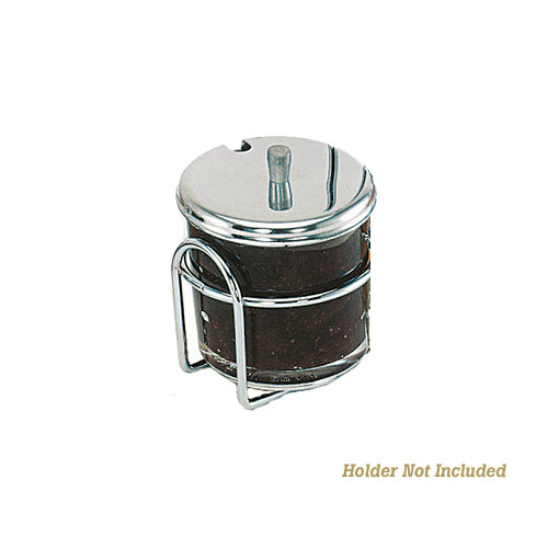 Update Glass Condiment Jar w/Cover - 7 oz CJ-7GL