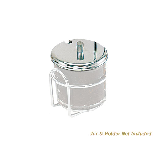 Update Stainless Steel Cover for Condiment Jars CJ-7SST