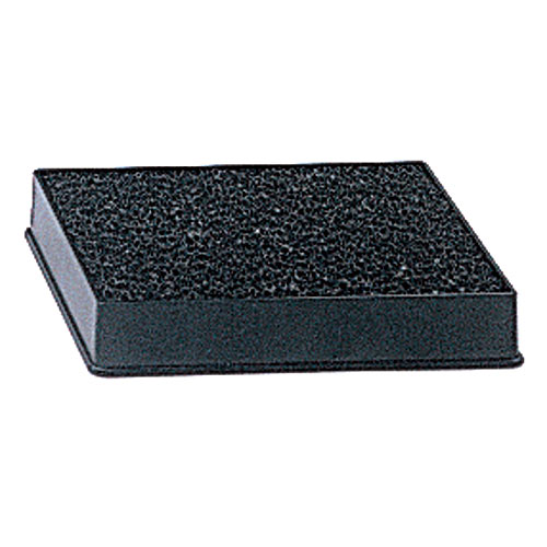 "Update Black Drip Tray for Airpots - 5"" x 3 1/4"" DT-3050"