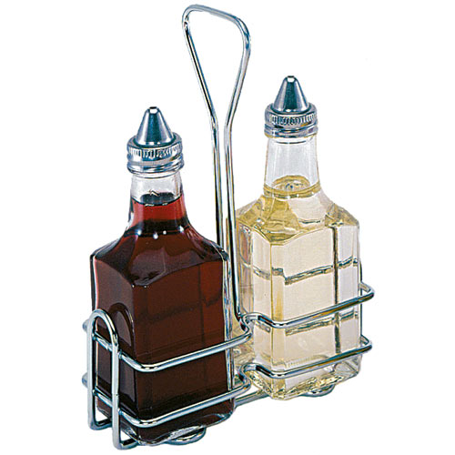 Update Wire Vinegar and Oil Cruet Holder OV-HDR