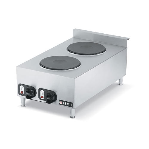 Vollrath Countertop Electric Hot Plate - 2 Burner 40739
