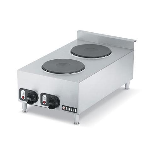 Vollrath Countertop Electric Hot Plate - 2 Burner 40739
