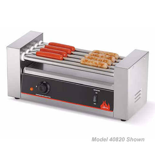 Vollrath Cayenne Hot Dog 5 Roller Grill - 12 40820