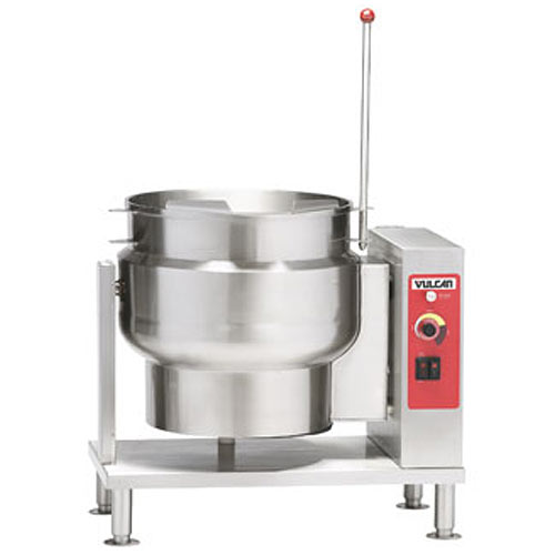 Vulcan K Series Electric Floor Model Tilting Kettle - 20 Gallon K20ETT