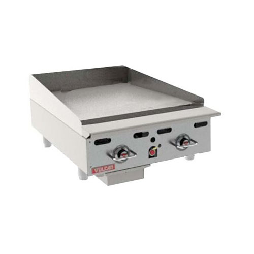 "Vulcan 24"" Heavy Duty Gas Griddle MSA24"