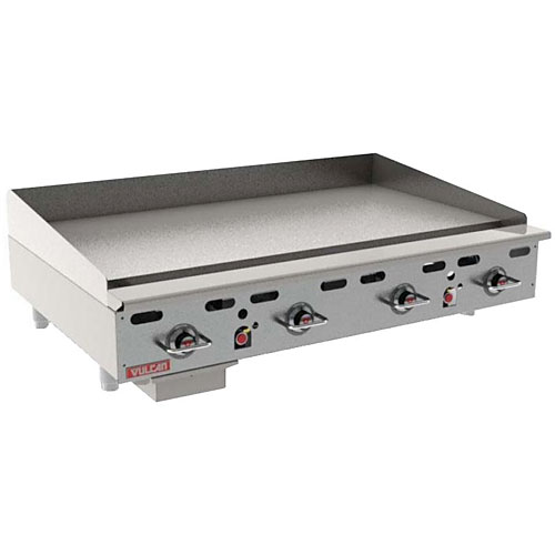 "Vulcan 48"" Heavy Duty Gas Griddle MSA48"