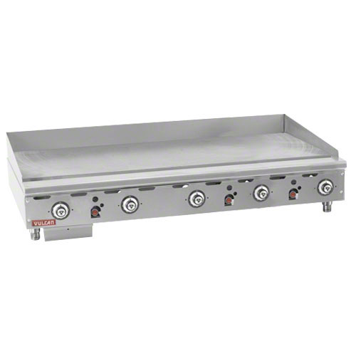 "Vulcan 60"" Heavy Duty Gas Griddle MSA60"