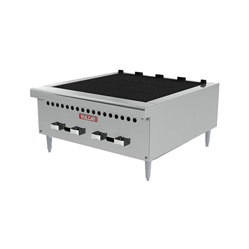 "Vulcan 25"" Restaurant Series Gas Charbroiler VCRB25"