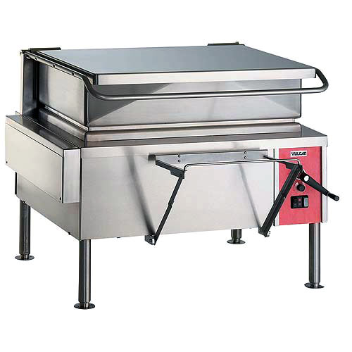 Vulcan Gas V Series Braising Pan - 40 Gallons VG40